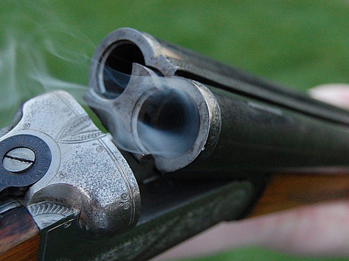 mujer escopeta divorcio tiroteo