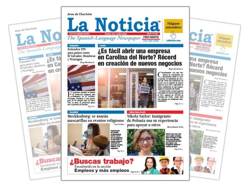 La Noticia Charlotte Edición 1222