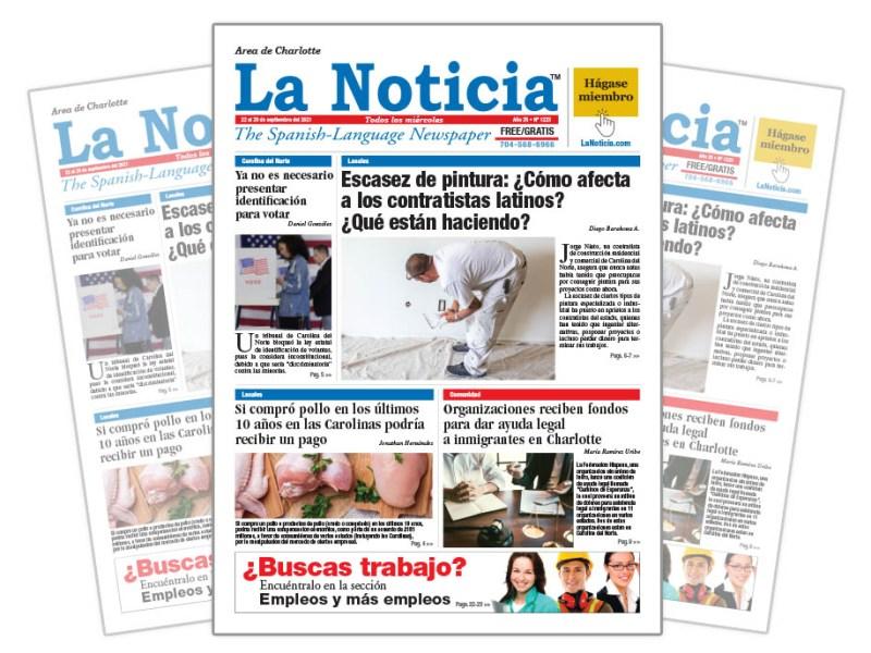 La Noticia Charlotte Edición 1223