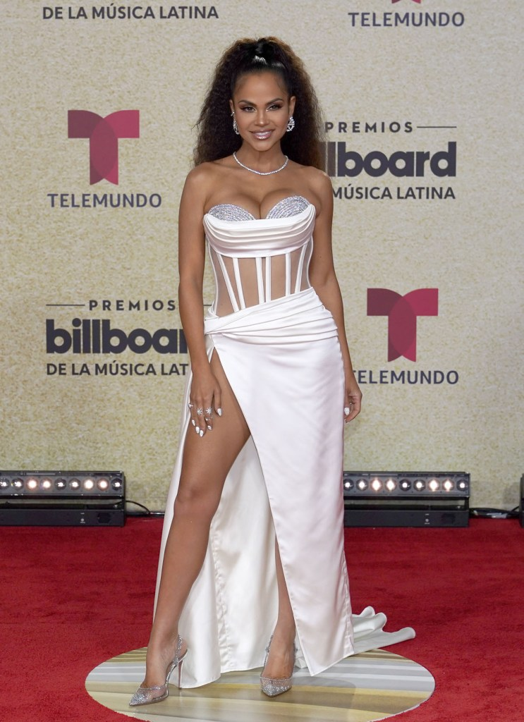 Camila Cabello, Rosalía, Karol G and more divas from the 2021 Billboard Latin Music Awards on the red carpet