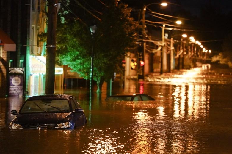 Este de EUA bajo el agua: los estragos de Ida en 13 fotos