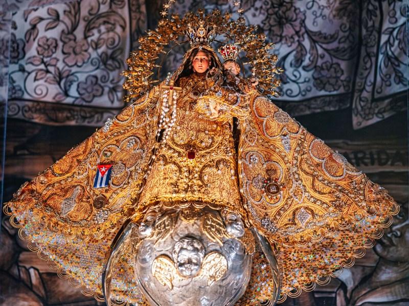 Oración a la Virgen de la Caridad del Cobre de San Juan Pablo II