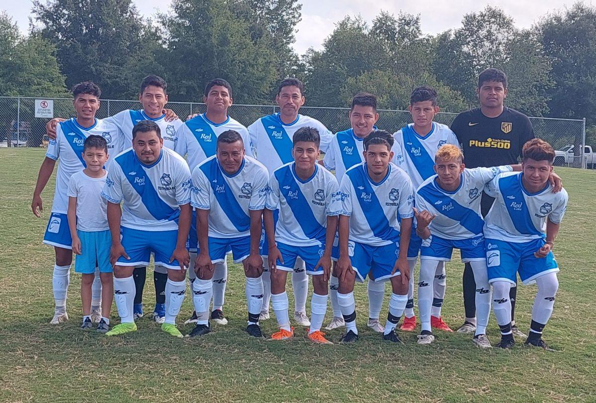 Los Camoteros del Puebla les arrancaron el empate al Independiente (Foto: Marcos Andón)