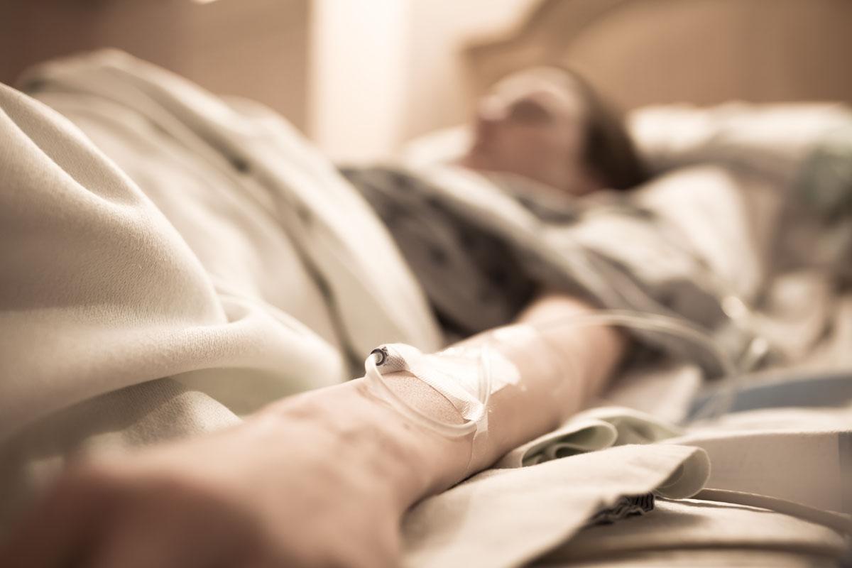 Salió ciega de hospital en Venezuela aunque entró por hemorragia uterina