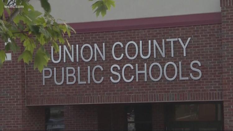 Union County Public Schools detendrán el rastreo de contactos y la mayoría de las cuarentenas. Foto via WCNC Charlotte