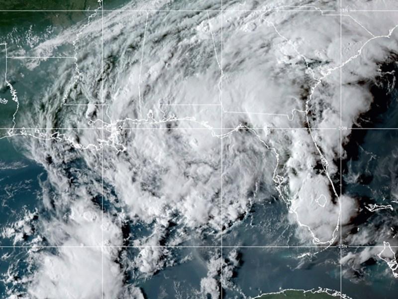 mindy-se-debilita-a-depresion-tropical-sobre-georgia-afecta-las-carolinas