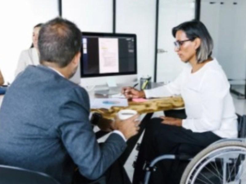 personas con discapacidades