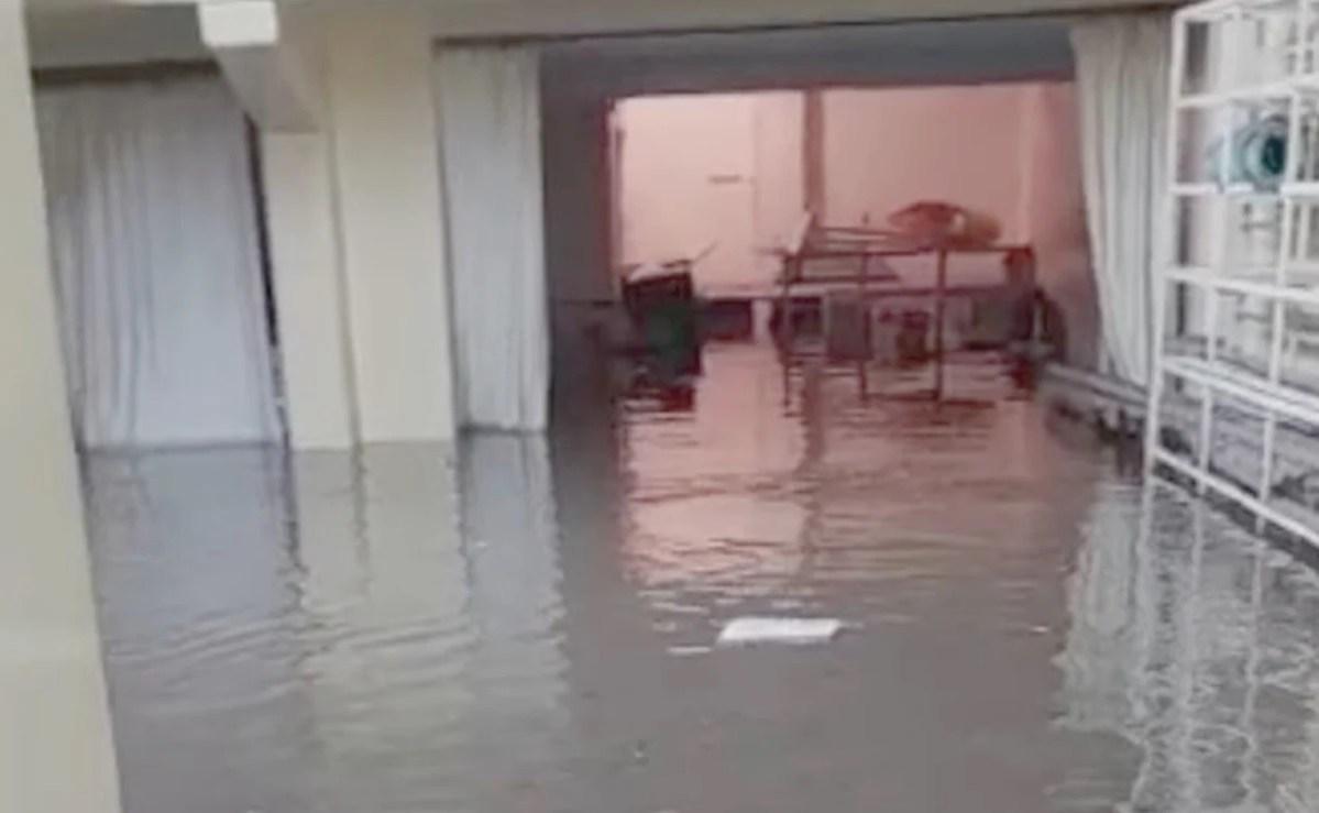 río inunda hospital 17 muertos