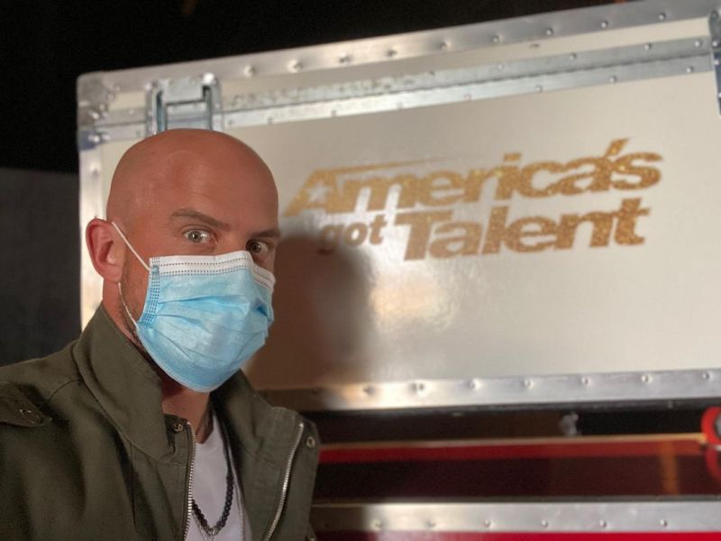 got talent extreme accidente