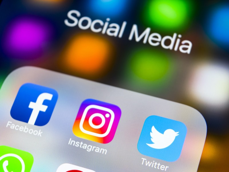 """Facebook radicalizes ideas and Instagram is """"toxic"""" for teenagers"""