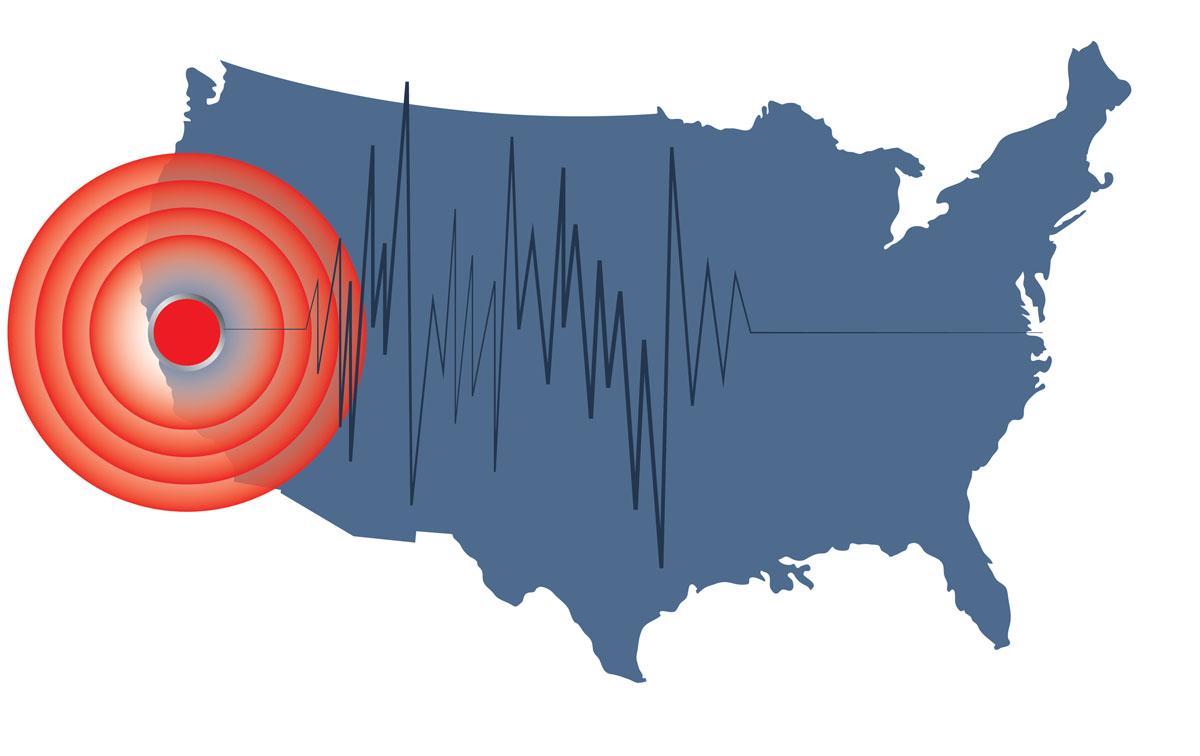 California: reportan sismo en San Francisco Bay