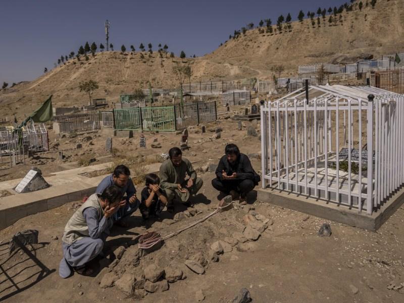 Kabul: Pentágono pagará a familia de los 7 niños muertos en ataque erróneo
