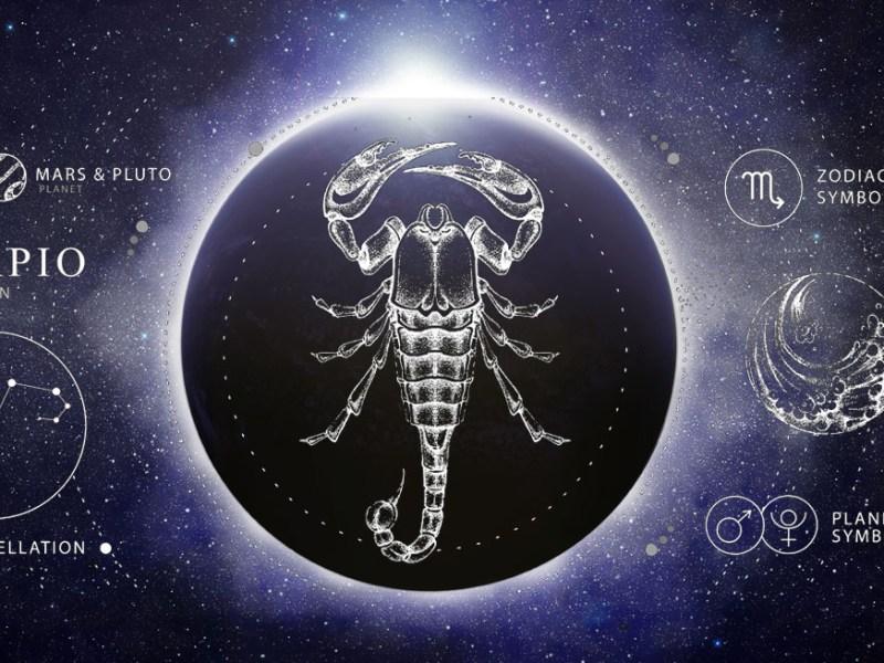 Superluna de limpieza: ritual de luna nueva en Escorpio noviembre 2021