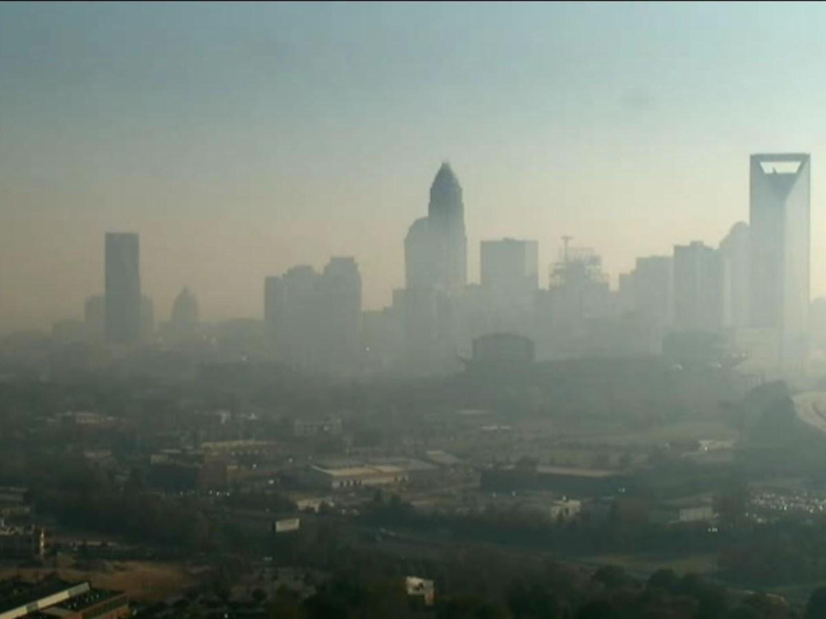 Charlotte contaminación