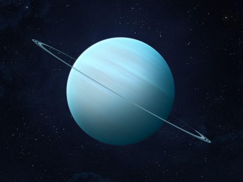 Urano se verá muy luminoso durante este día de noviembre