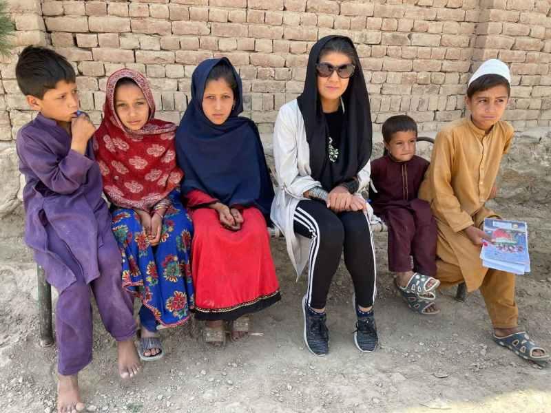 Volveré a Afganistán la pasión de una mujer afgana por su país