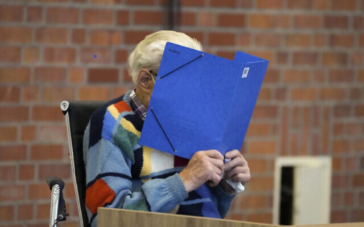 guardia Nazi 100 años juzgado