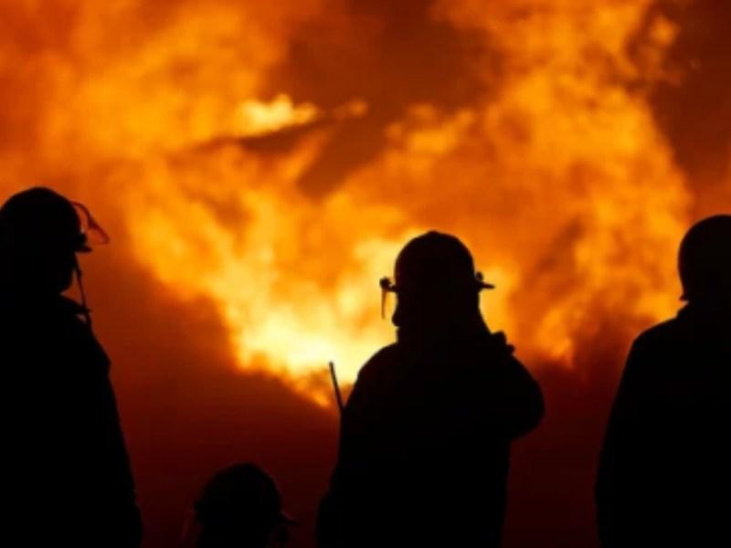 incendio Winston-Salem