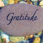 Gratitude–it's contagious!