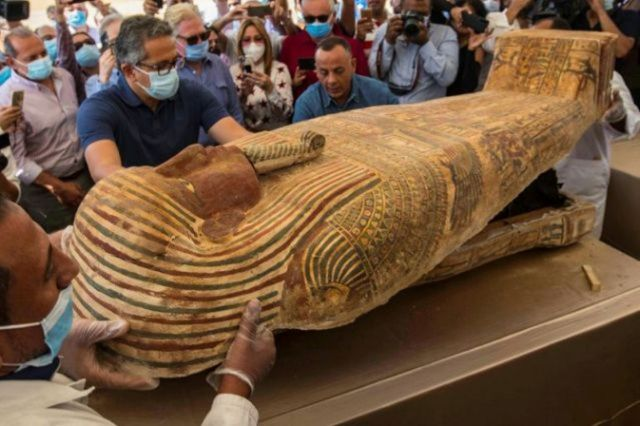 Egypt Coffin | Lanre News