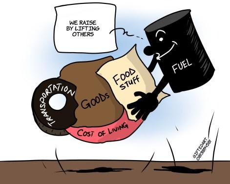 Nigeria's Oil Price and Economy Struggle | Lanre News