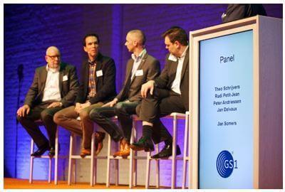 GS1 Belgilux Forum 2015 Panel