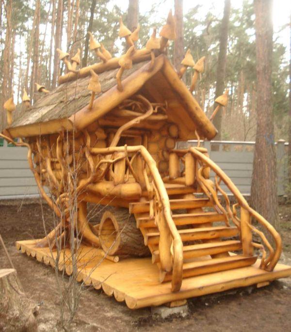 Беседка - постройка своими руками из дерева пошаговая ...