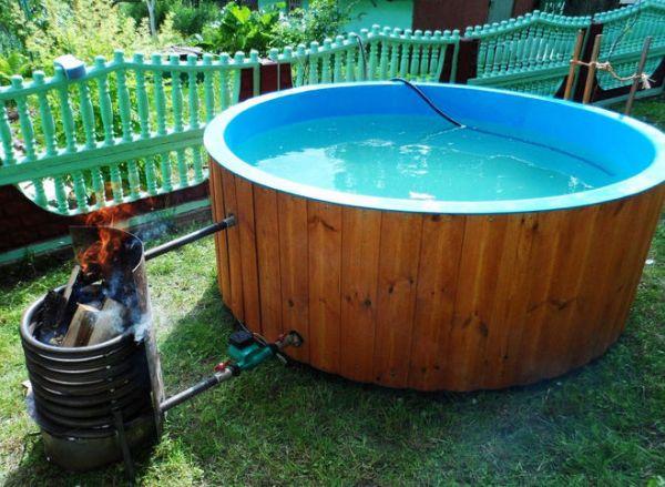 Как нагреть воду в бассейне и не разориться - устройства и ...