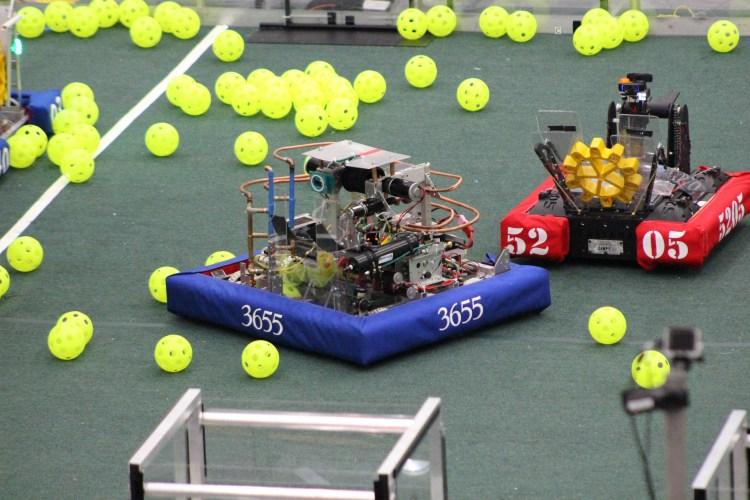 FIRST Robotics Team 3655