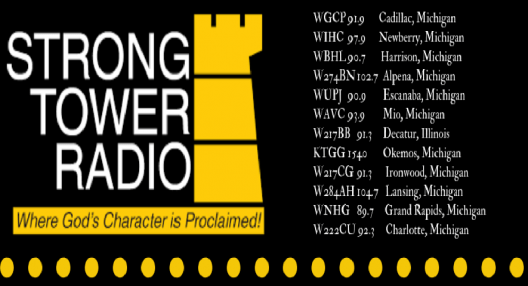 Strong Tower Radio News Letter