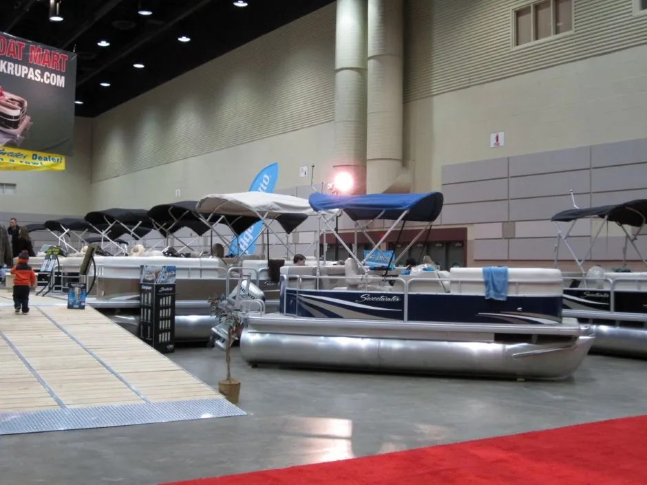 Lansing Boat Show and Sale at the Lansing Center