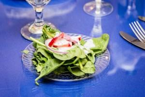 Wedding salad