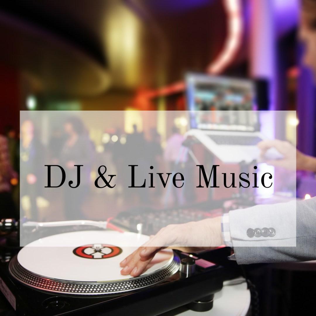 DJ/Live Music