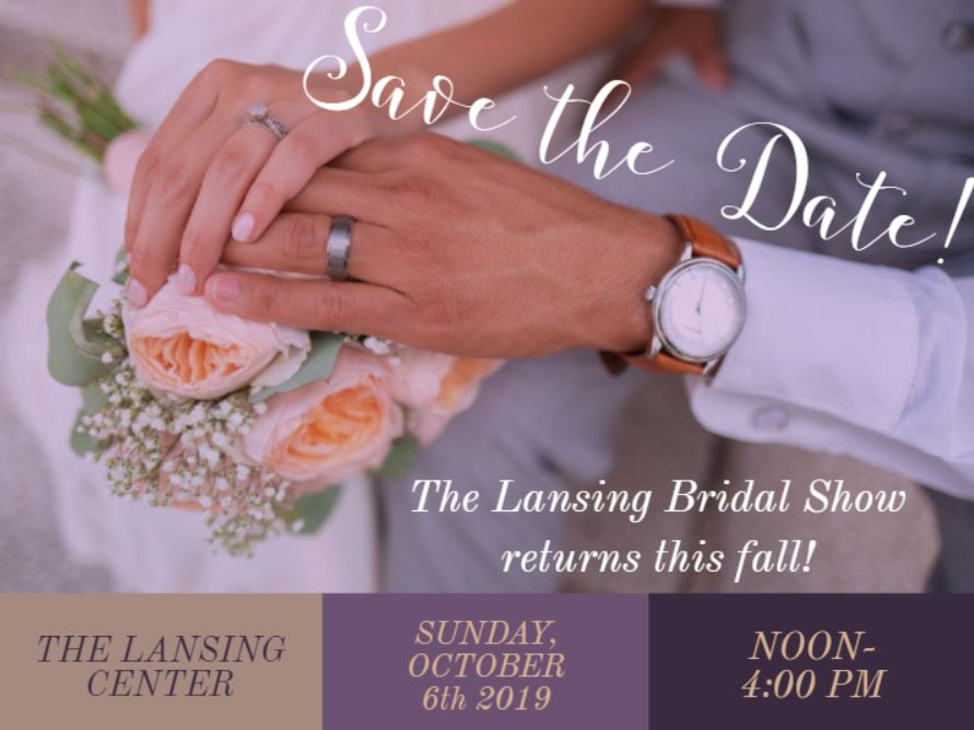 September Lansing Bridal Show