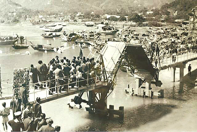 Old Mui Wo Bridge