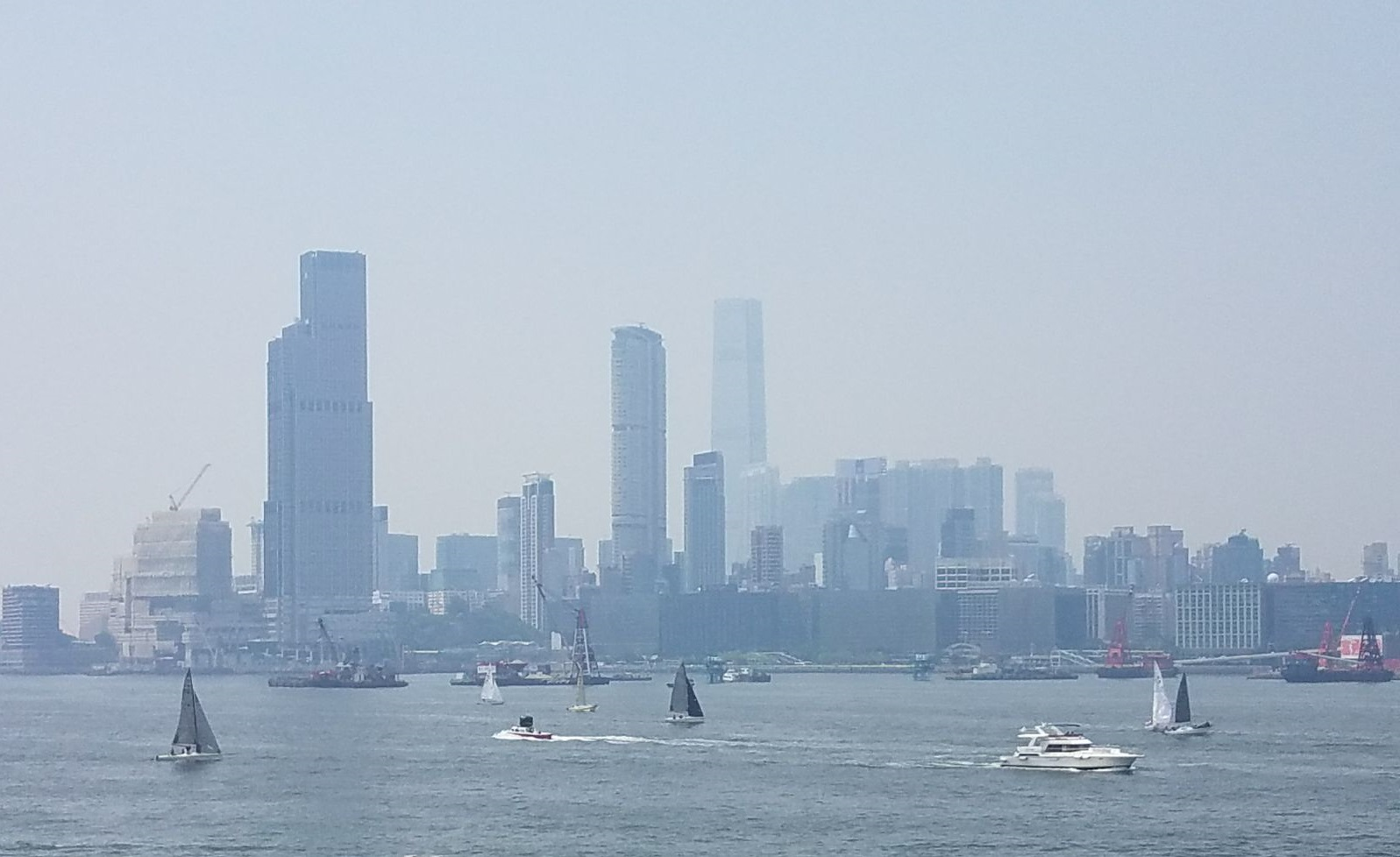 HK Pollution