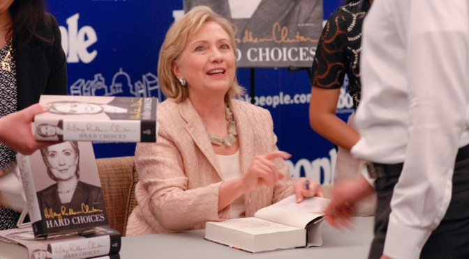 Photo Gallery: Hillary Rodham Clinton at BookPeople