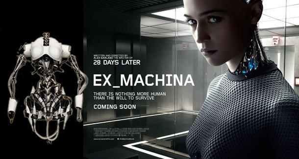 Movie Review: Ex Machina