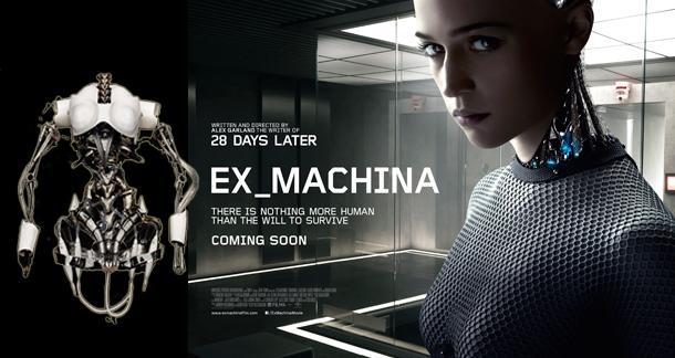 Movie Review: Ex Machina
