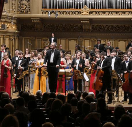 Orchestra de Tineret Romania – Moldova