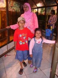 My wife & my child