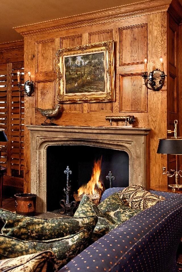 Custom Fireplace Surround Lantz Custom Woodworking