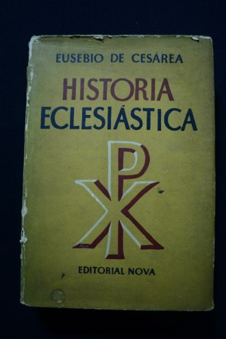Historia eclesiástica de Eusebio de Cesarea