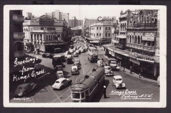 Kings Cross, años 40.
