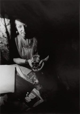 Norton. Foto de Rennie Ellis en 'La dolorosa'.