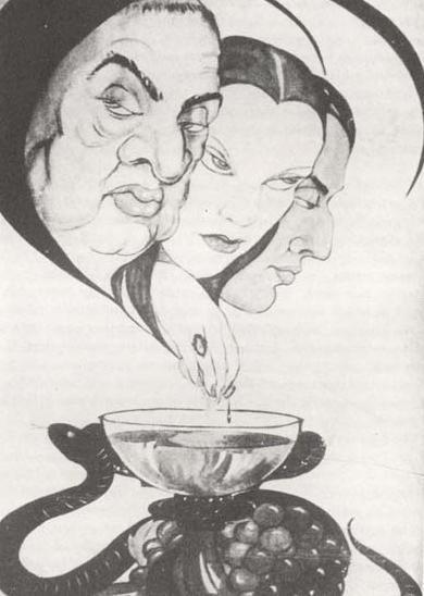 The Borgias - Rosaleen Norton.