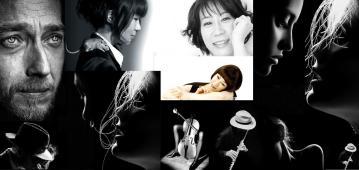 'Yōko Kanno comp - 15'. Header graphic composed by Digital Imagine TV.