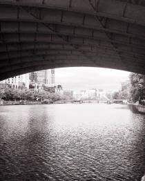 Under Princes Bridge