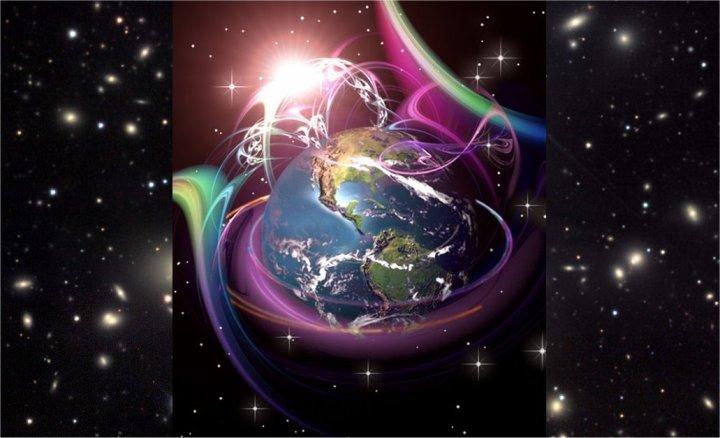 Vivere nella quinta dimensione – Il Grande Salto Evolutivo di Madre Terra