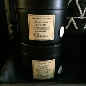 Lothantique Les Secrets d'Antoine Bath Salts
